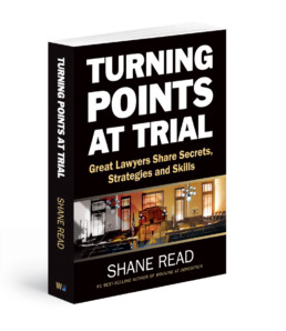 Turning Points at Trial book cover