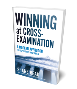Winning at Cross Examination book cover
