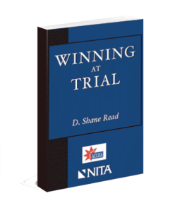 winning at Trial book cover